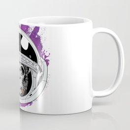 Galaxy Monkey Coffee Mug