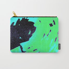 Ocean green wave, pantone 2017 Carry-All Pouch