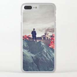 Everything Led me Here Clear iPhone Case