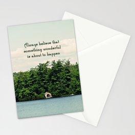 Something Wonderful Stationery Cards