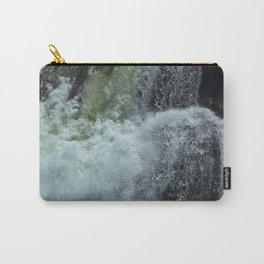 Rushing Waterfall Carry-All Pouch