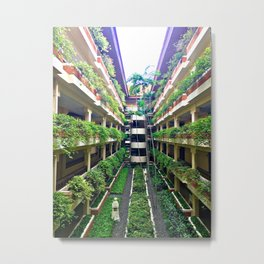Nusa Dua Metal Print