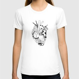 Heart of a Teacher T-shirt
