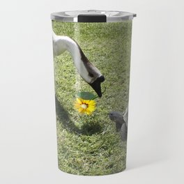 The Turtle and the Goose Travel Mug