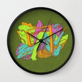 Gelding Wall Clock