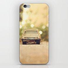 Julians Journey 3 iPhone & iPod Skin