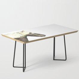 Horse Profile Coffee Table