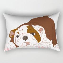 Tuff Pup Rectangular Pillow