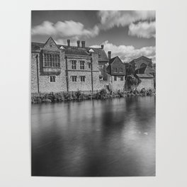 All Saints Church and Archbishops Palace Poster