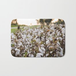 Cotton Field 3 Bath Mat