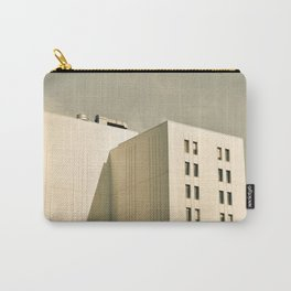 Modern Minimal Cityscape Carry-All Pouch