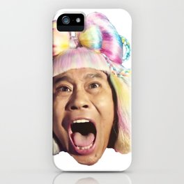 Hamada yell iPhone Case