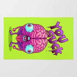 Neurotic Jerk Rug