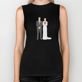 This $75 Custom Portrait Is the Most Thoughtful Wedding Gift Ever Biker Tank