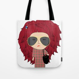 Mss Sunglasses Tote Bag