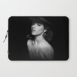 Camila Cabello 'Reflection' Digital Painting Laptop Sleeve