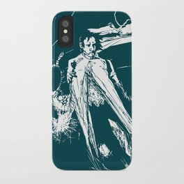 A dark prince iPhone Case
