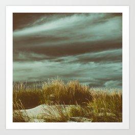 Brigantine Dunes Art Print