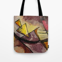 Abstract Forms Tote Bag