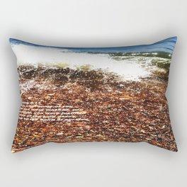 Baptism 2 by Saribelle Rodriguez Rectangular Pillow
