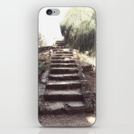Stairway to..... iPhone Skin