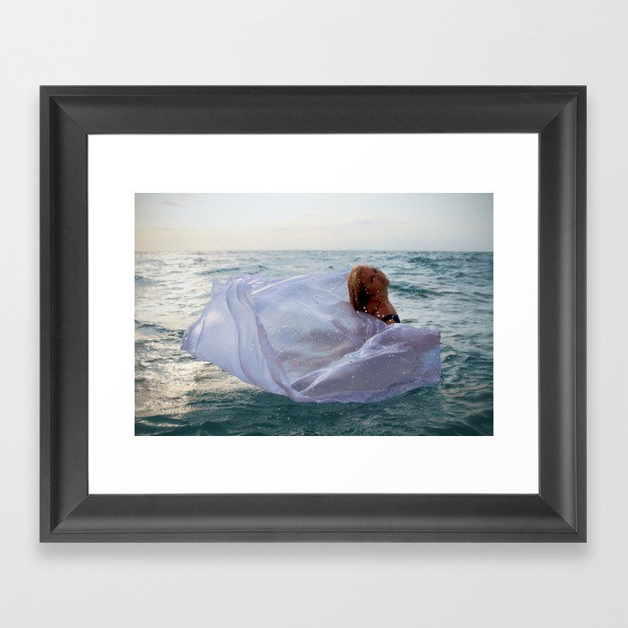 Rachel 5 Framed Art Print