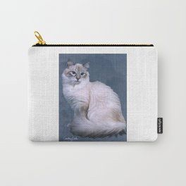 Ol Blue Eyes Carry-All Pouch