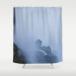 Waterfall, You're Beautiful Shower Curtain