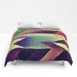 fyntysy dye Comforters
