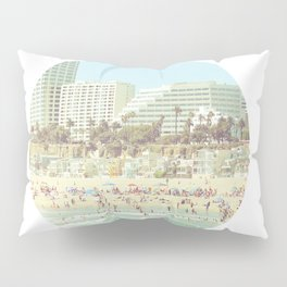 Santa Monica Summer Pillow Sham