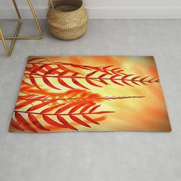 Nature willow Rug