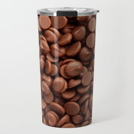 Milk chocolate chips Travel Mug