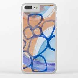 Above You 2 Clear iPhone Case