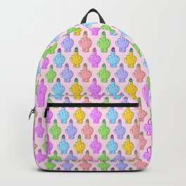 Fingers Party Backpack