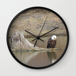 Self Reflection! Wall Clock