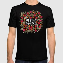 In Wine, There is Truth – Red T-shirt