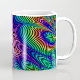 Fractal Op Art 11 Coffee Mug