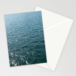 diamonds on the bay Stationery Cards