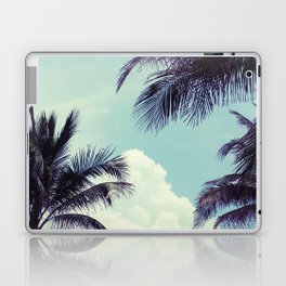 Welcome to Miami Palm Trees Laptop & iPad Skin