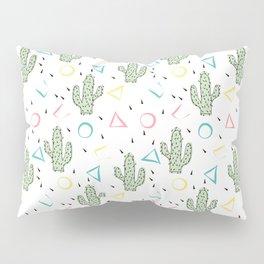 Cacti. Abstract modern узор2 Pillow Sham