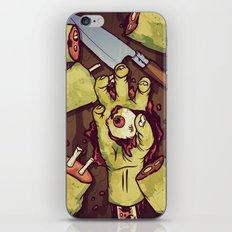 Zombie Sushi iPhone Skin