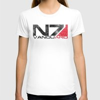 n7 T-shirts featuring Alt Vanguard by Draygin82