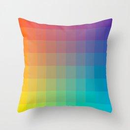 SPECTRA1 Throw Pillow
