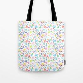 Rainbow Snog Party! Tote Bag