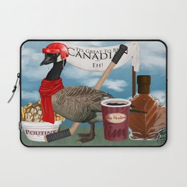 Canadian ... Eh Laptop Sleeve