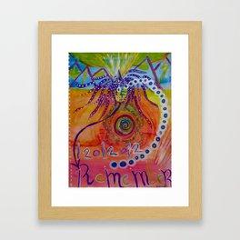 Abstract 05 Framed Art Print