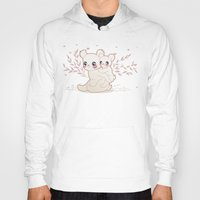 kawaii Hoodies featuring Kawaii by Lily Art