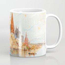 Edward Lear Benares Coffee Mug