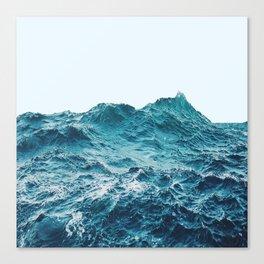 Menta Ocean Canvas Print