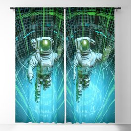 Diving The Data Core Blackout Curtain